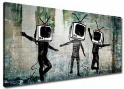 Смотреть телевизор вредно для здоровья