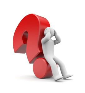 список вопросов